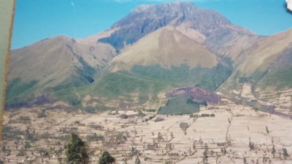 Volcan Imbabura, Equateur