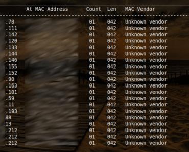 Linux Terminal Altında Ağdaki Bilgisayarları Listelemek