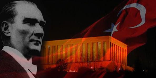 Mustafa Kemal Atatürk (1881 - 193∞)