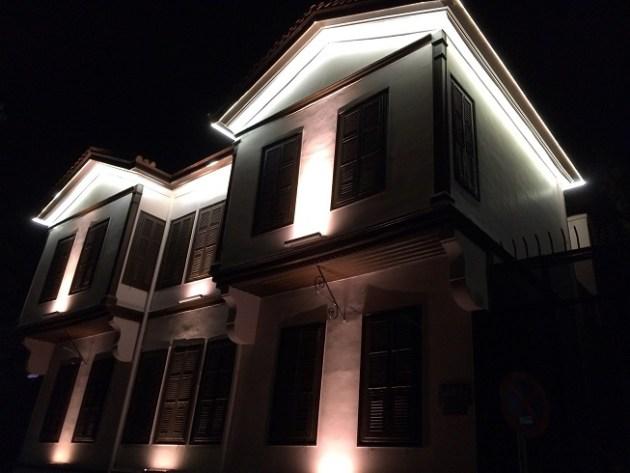 Selanik'te bulunan, Atatürk'ün doğduğu ev