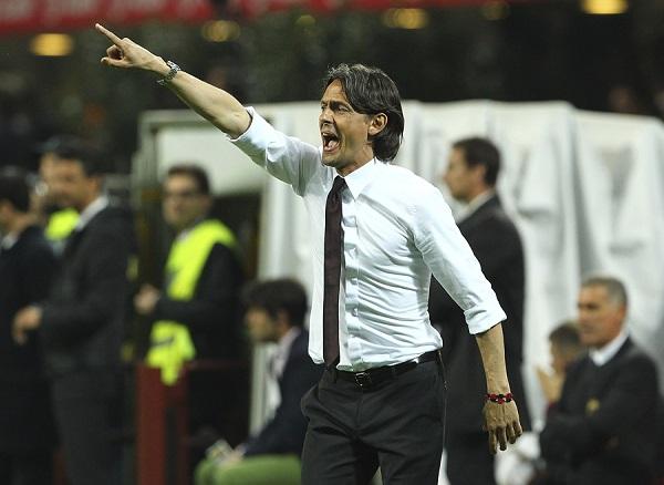 Efsane oyuncumuz Inzaghi, Primavera'nın ardından Senior Takımımı'zı çalıştırdı. Ancak beklenen başarıya uzak kaldı.