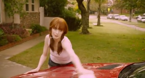 felicia day - youtube review