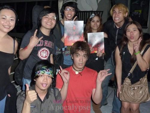 One Ok Rock Tribute Night - 2 March 2013