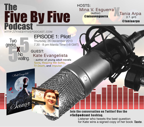The Five By Five Podcast Episode 1