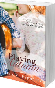Playing Autumn by Mina V. Esguerra