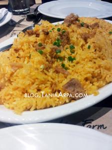 Bihod fried rice - Abe