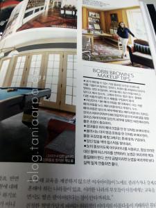 Harper's Bazaar Korea - March 2015