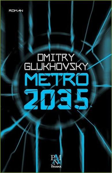 Metro 2035 [Kitap]