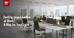 Get new led lighting to boost productivity at work