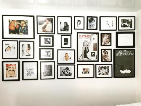 Gallery wall by Tasker Claire F.