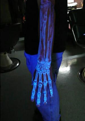 Glow in the Dark Tattoos