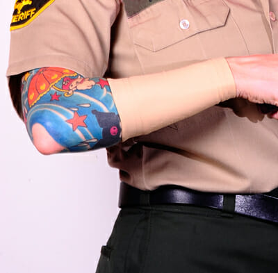 Employers With No Visible Tattoo Policies