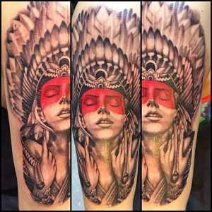 Jimi May Tattoo