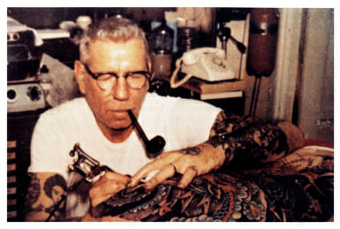 Who was sailor jerry a tattoo pioneer tat2x blog for Tattoo shops in norman