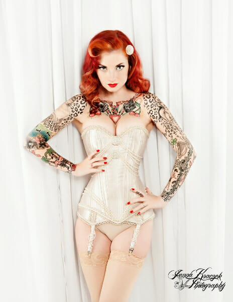 Alt Model Cherry Dollface