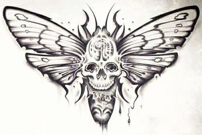 Tattoo Artist Tom Reid