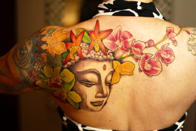 Tattoos Are Now Commonplace