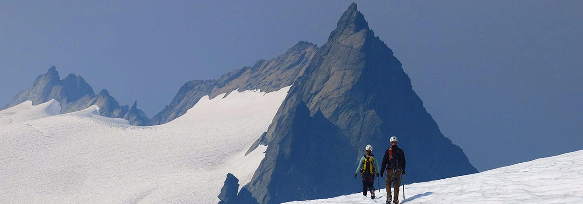 Cordillera de Cascadas en Washington
