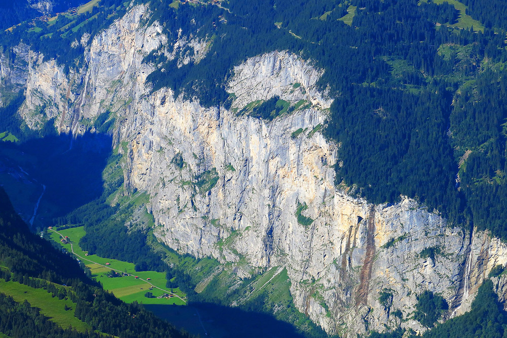 Valle Lauterbrunnen
