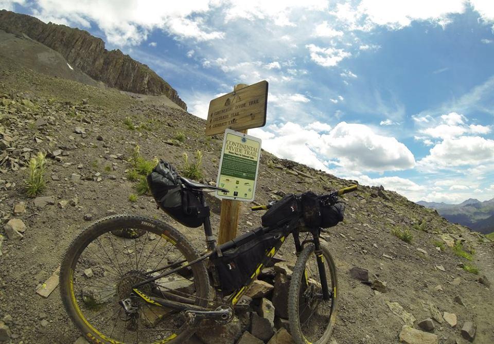 El cruce de los Gigantes:Colorado Trail 800km y Continental Divede Trail 400km