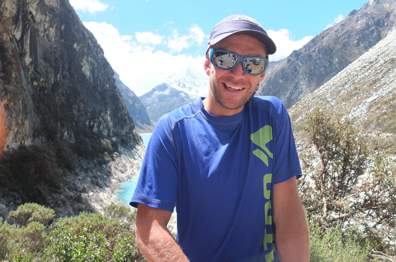Gringo Cobo, quien capturó toda la aventura. Esperen próximamente el video de Afuera Producciones