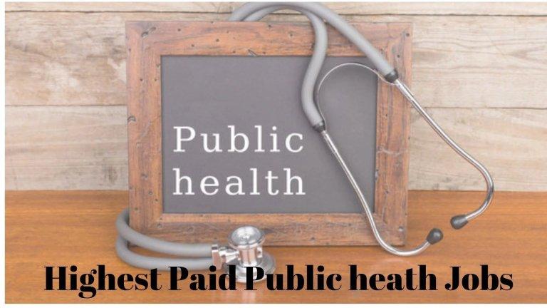 public-health-high-paid-jobs