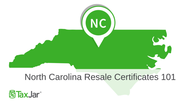 How to Use a North Carolina Resale Certificate