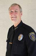 Police Chief Richard Wall, CSULA