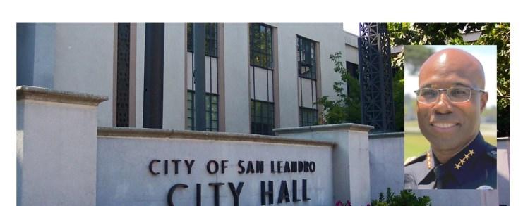 Abdul Pridgen selected as San Leandro Police Chief July 2021