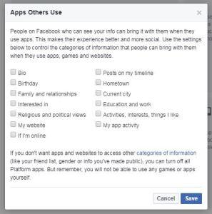 How to change your Facebook App settings – BendBroadband Blog