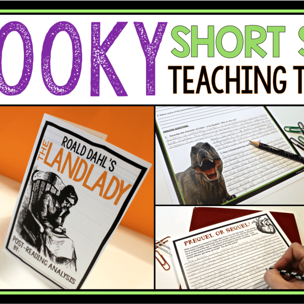 7 Spooky Short Stories to Teach Around Halloween