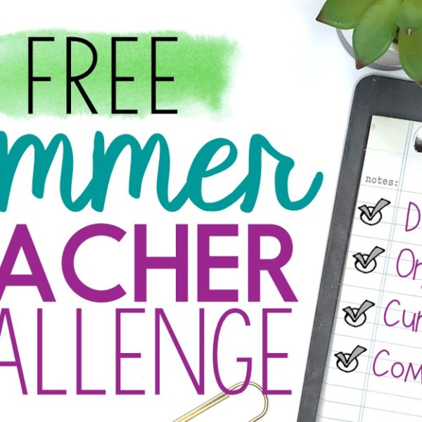 Summer Challenge: Getting Your Year in Gear