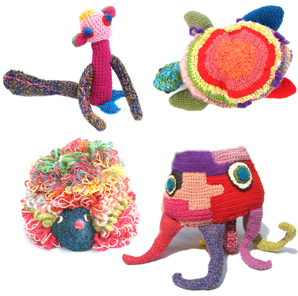 CrochetedAnimals