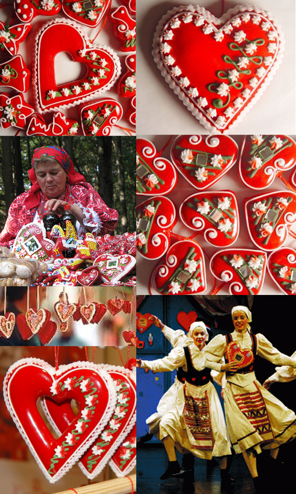 Hungarian Christmas Ornaments