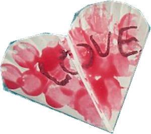 Heart Shaped Valentine