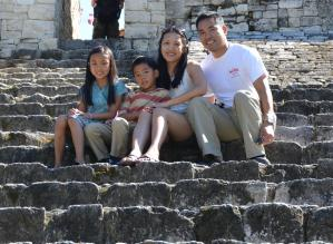 Family Trip to Mexico