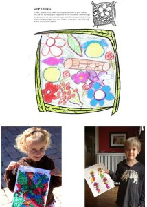 Online Coloring Contest for Kids