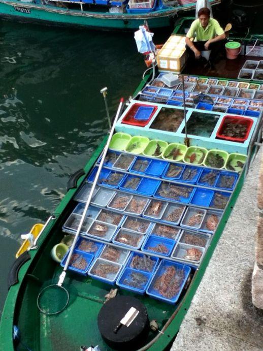 Traveling in Hong Kong
