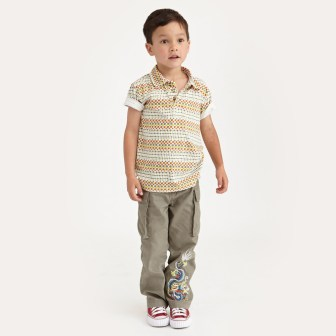 Boys Lapa Polo Shirt