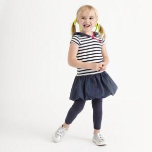 Girl's Dress inspired by Brazil & Japan