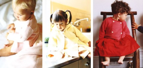 First Tea Collection Pima Cotton Sweaters