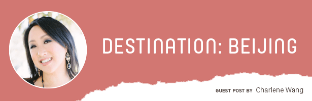 Destination: Beijing