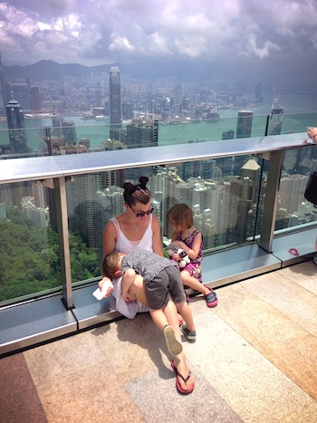 Raising kids in China