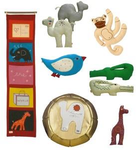 Zid Zid Handmade Modern for Kids
