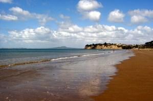 Long Bay Beach New Zealand