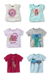 Tea Collection Graphic Tees