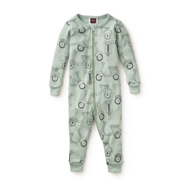 Baby Girl Scooter Pajamas