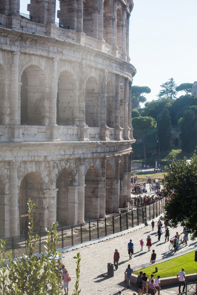 The Colosseum - Tauck & Tea Collection - Travel to Italy