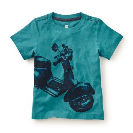 Driver's Seat Graphic Tee
