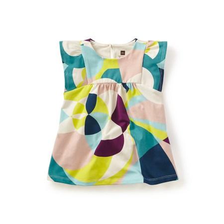 Balla Abstract Baby Dress